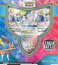 Pokemon Zachian v League Battle Decks
