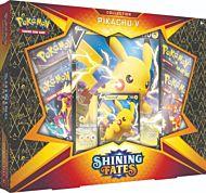 Pokemon Shining Fates Box Pikachu