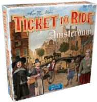 Spill Ticket To Ride Amsterdam Nordic