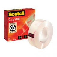 Tape Scotch Crystal 600 19mmx33m