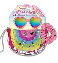 Leke Hot Focus Rainbow Veske Med Solbriller Og HÃ¥