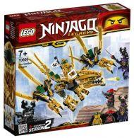 Lego Den Gylne Dragen 70666