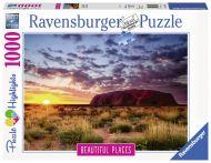 Puslespill 1000 Ayers Rock Ravensburger