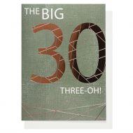 Systemkort PC The Big 30 Three  Oh 12X17