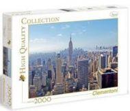 Puslespill 2000 New York Clementoni