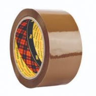 Pakketape Scotch 309 Brun 38Mmx66M 28My