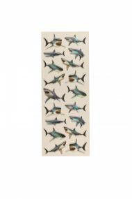 Stickers Photo Shark Slim