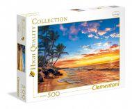 Puslespill 500B Paradise Beach Clementoni