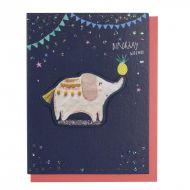 Systemkort PC Elephant Birthday Wishes
