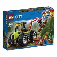 Lego Skogstraktor 60181