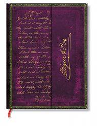Paperblanks Poe, Ultra Linjert