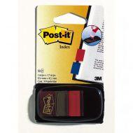 Post-it Index 680-1 medium rød