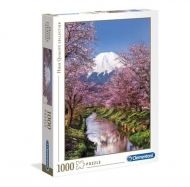 Puslespill 1000 High Color  Fuji Mountain Clemento
