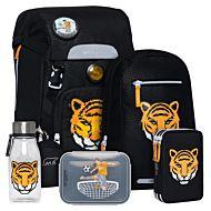 Pakke Skolesekk 1.kl Tiger Team 22L
