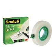 Tape Scotch 8101233 Magic 12Mmx33M