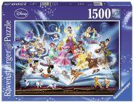 Puslespill 1500 Wd Magiske Verden Ravensburger