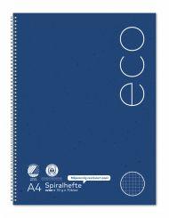 Spiralhefte Norli A4 70g 70bl ruter (5)