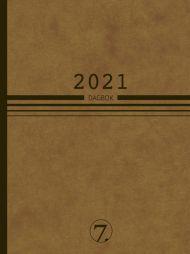 Dagbok 2021 7.sans Nature Dag A5 kartong