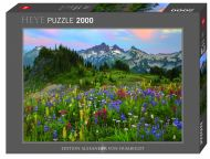 Puslespill 2000 Tatoosh Mountains Heye