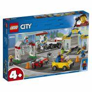 Lego Bilverksted 60232