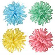 Rosetter Pastel Mini Jellyfish Bows X4