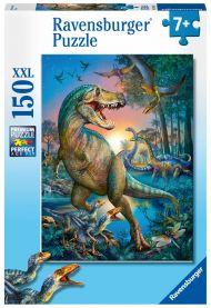 Puslespill 150 Dinosaur Ravensburger
