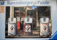Puslespill 500 ROUTE 66 Ravensburger