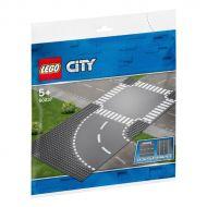 Lego Svinger Og Veikryss 60237
