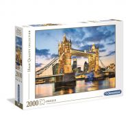 Puslespill 2000 Tower Bridge Clementoni