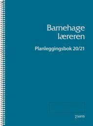 Kalender 7.sans Barnehagelæreren, spiral 20/21