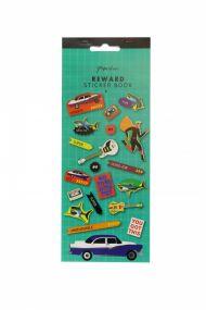 Sticker Book Super Cool