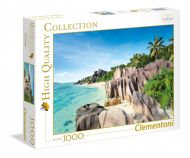 Puslespill 1000 Paradise Beach Clementoni