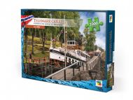 Puslespill 1000 Telemark Canal Norge