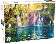 Puslespill 1000 Waterfalls Tactic