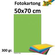 Fotokartong 300G 50X70 Lys Grønn