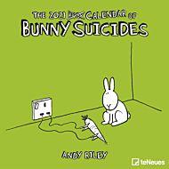Kalender 2021 30x30cm Bunny Suicides