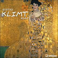 Kalender 2022 Klimt 30X30cm