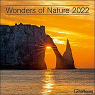 Kalender 2022 Wonders Of Nature 30X30cm