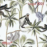 Kalender 2021 30x30cm Jungle