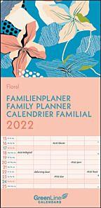 Kalender 2022 Floral 22X45cm