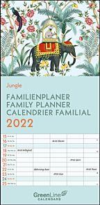Kalender 2022 Jungle 22X45cm