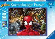 Puslespill 100 Spiderman Ravensburger