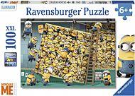 Puslespill 100 Minions Ravensburger