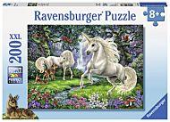 Puslespill 200 Enhjørninger Ravensburger