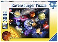 Puslespill 300 Solsystemet Ravensburger