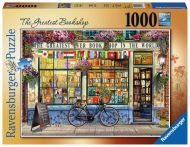 Puslespill 1000 Bokhandel Ravensburger