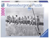 Puslespill 1000 Lunchtime Ravensburger