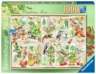 Puslespill 1000 Treslag Ravensburger