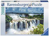 Puslespill 2000 Waterfall Ravensburger