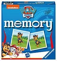 Spill Paw Patrol Memory